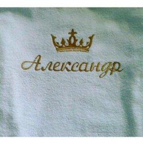 Эксклюзивная вышивка на любой ткани