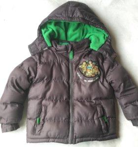 Детская куртка(98-110)