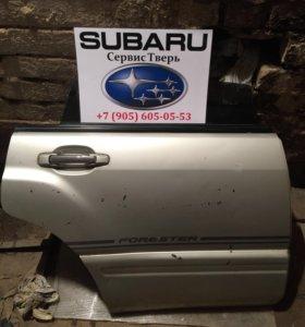 Дверь задняя правая Subaru