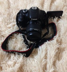 Фотоаппарат Canon EOS 600D kit 18-55 mm