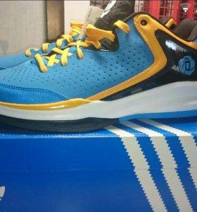Кроссовки Adidas D Rose 42 р.