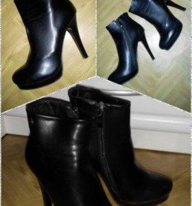 Обувь ботинки весна