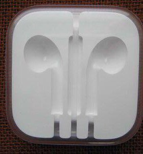 Оригинальная коробочка для наушников iPhone