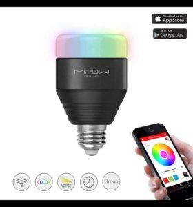 Умная лампа MIPOW lED RGB Bluetooth