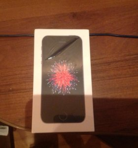 IPhone SE 16 gb space grey