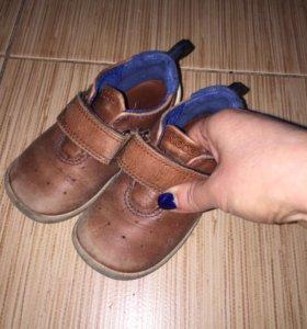 Весенние ботиночки Ecco