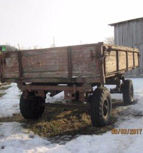 Телега ПТС-4 к трактору