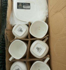 Пасуда вилмакс чайный набор есть два комплекта