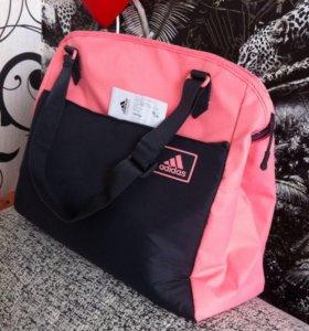 Спортивная сумка Adidas( новая)