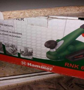 Рубанок новый Hammerflex