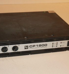 Усилитель мощности ElectroVoice CP1800