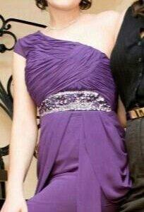 Платье вечернее, в пол