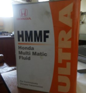 Масло для акпп хонда вариатор