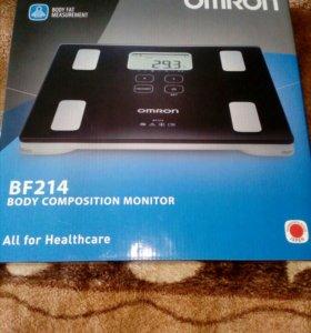 Весы - монитор состава тела