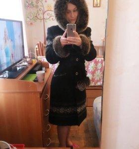 Пальто весна-очень