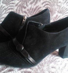 Туфли женские ЮНИЧЕЛ