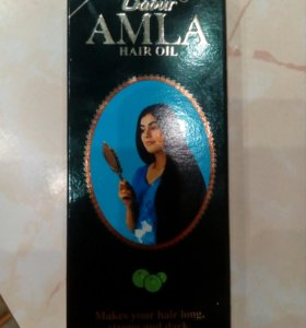 Для волос Масло Амлы и масло с жиром кобры