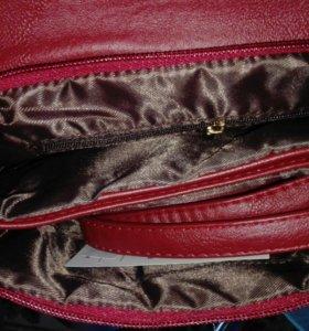 Новая сумочка,можно как клач.