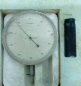 Индикаторная головка часового типа