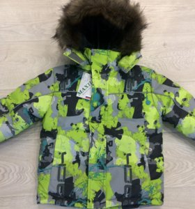 Куртка зимняя мембрана новая