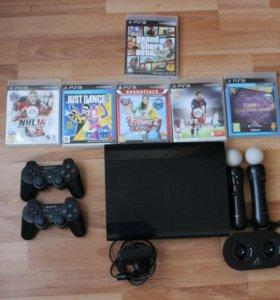 Торг! Sony PS 3 500GB