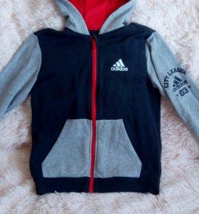 Мастерка Adidas на мальчика