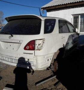 Toyota Harier msu15