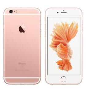 IPhone 6S Rose Gold 16 гб