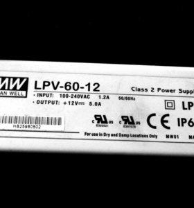 Мощный выпрямитель для светодиодной ленты