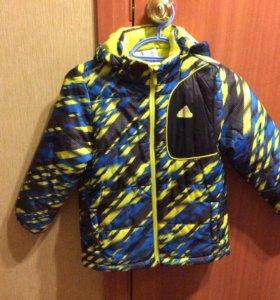 Куртка для мальчика осень - весна
