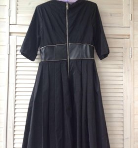 Платье-плащ