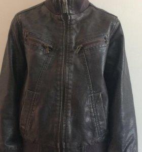 Курточка мальчику р-р 116