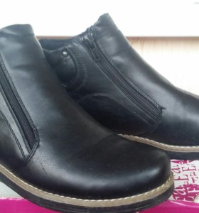 Ботинки 39 р женские