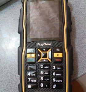 Защищенный телефон rugGear