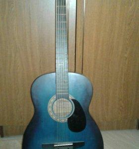 Акустическая гитара АЛИНА