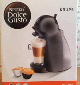 Капсульная кофемашина Krups KP100B10