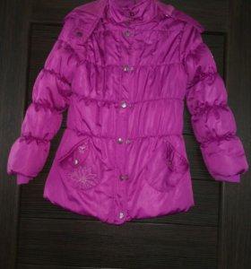 Куртка осень-весна, 116 р