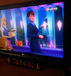ЖК Телевизор sony 102 см