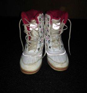 Сапоги полусапоги ботинки весна 34