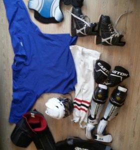 Хоккейная форма целиком