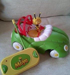 "Машина на д/у, ""Пчелка Майя"""
