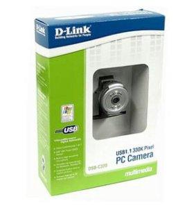 Веб камера D-link dsb c320