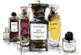 Силиктивный парфюм