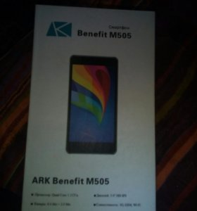 Телефон Ark Benefit M505