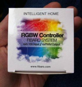 RGBW Controller, контролер, умный дом, светодиоды