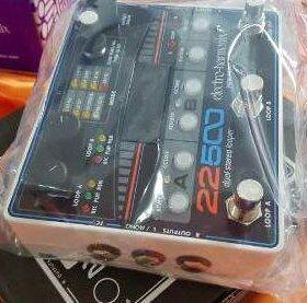 🎼 Electro Harmonix 22500 Looper. Гарантия Доставк