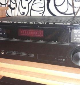Ресивер Pioneer vsx 520, звук 5.1