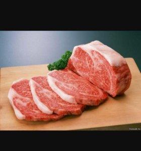 Мясо свинины домашнее