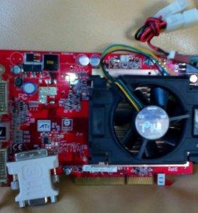 видеокарта hd 2600 pro(agp)