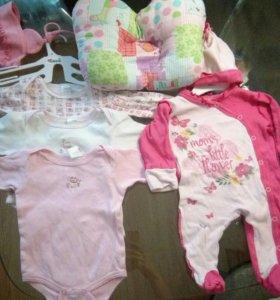 Продам вещи для новорожденного